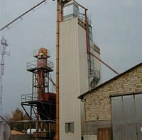 Стационарная шахтная сушка STELA, модель MDB-TN 1/10