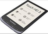 Электронная книга Pocketbook 632 Touch hd 3 Ридер с подсветкой Чехол в ПОДАРОК