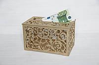 Шкатулка для денег, свадебная казна