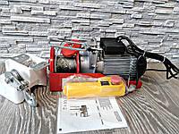 ✔️ Тельфер 300/600kg HJ206 2000W (  50 Гц, 220 В ) Гарантия