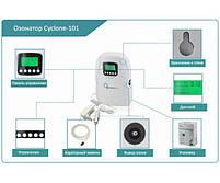 Мощный бытовой озонатор 500 мг/час Cyclone-101 Периодическая автоматическая дезинфекция озоном, фото 6