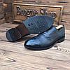 Мужские кожаные туфли броги чоловічі туфлі , фото 3