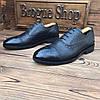 Мужские кожаные туфли броги чоловічі туфлі , фото 2