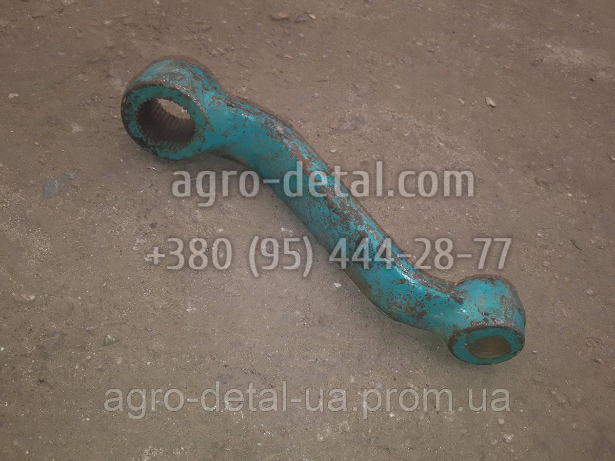 Сошка 36-3401095-В (старого образца) механизма рулевого управления трактора ЮМЗ 6