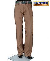 Джинсы мужские рыжие,Стильные мужские брюки .CAMEL