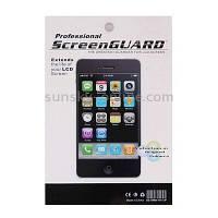 Защитная пленка на экран для iPhone 5, 5s, 5c глянцевая (в упаковке)