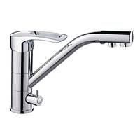 Смеситель с краном для питьевой воды HAIBA HANSBERG  021