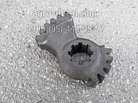 Сектор 45-3405024 рулевого механизма ГУРА колесного трактора ЮМЗ 6, фото 1