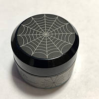 Гель паутинка Global серебро №02, 5 г