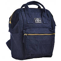 Рюкзак молодежный ST-19 Jeans, 33*23*15