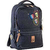 Рюкзак подростковый OX 194, черный, 28.5*44.5*13.5