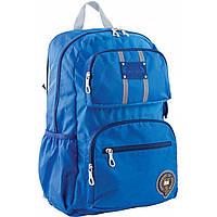 Рюкзак подростковый OX 334, голубой, 29*45.5*15