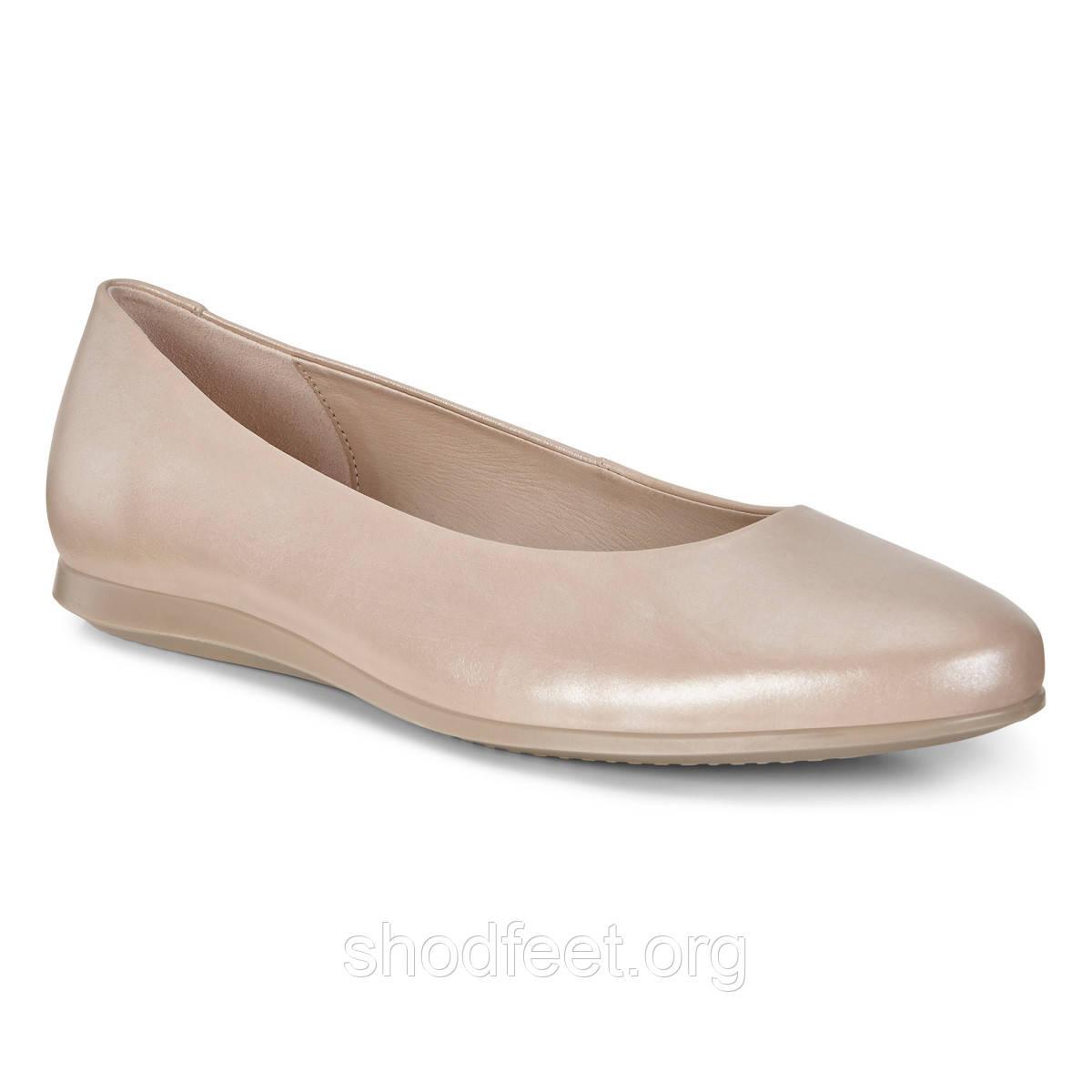 Женские балетки Ecco Touch Ballerina 2.0 271503-51016