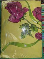 Постельное белье полуторное Gold с бутонами роз