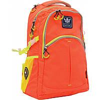 "Рюкзак подростковый Х231 ""Oxford"", оранжевый, 31*13*47см"