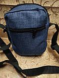 Барсетка сумка puma спортивні месенджер для через плече Унісекс ОПТ, фото 4