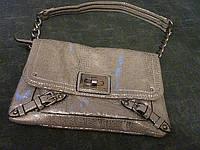 Потрясающая серебристая сумочка для настоящих модниц, фото 1