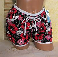 Летние женские шорты с карманами. Размер  М,  XL
