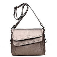 Износостойкая Женская сумка на плечо KAVARD   2 Цвета!