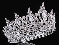 """Настоящая шикарная корона  """"Королевна"""" от студии LadyStyle.Biz, фото 1"""