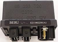 Блок управлiння свiчками розжарювання Fiat Doblo 1,3 JTD - 1,3 Multijet (2001-2016)