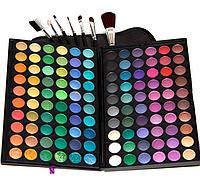 Профессиональная палитра теней для макияжа, 120 оттен., фото 1