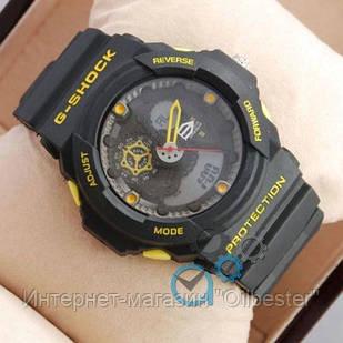 Часы Casio GA-300 черные