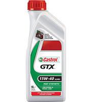 Моторное масло Castrol GTX 15W-40 A3/B3 (1л)