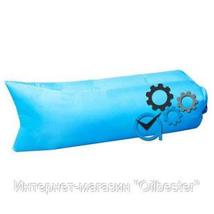 Надувной шезлонг Ламзак Sky Blue