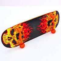 Скейтборд красный SK-5615