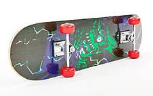 Скейтборд в сборе (роликовая доска) HB037