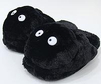 Тапочки-игрушки Чернушки