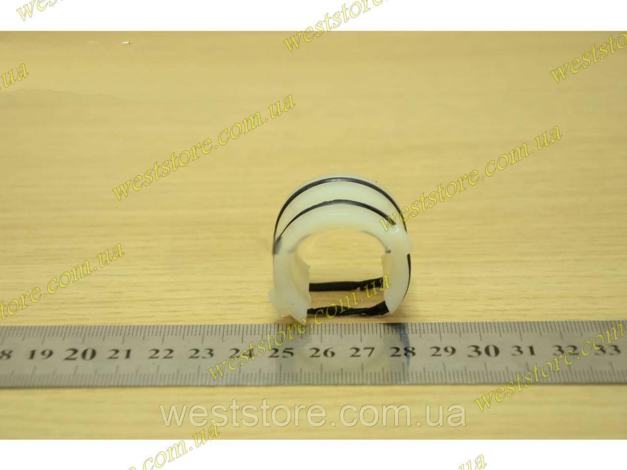 Втулка рулевой рейки Ваз 2108 2109 21099 2115 ДААЗ (втулка+ 2 резинки)