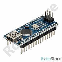 Отладочная плата Arduino Nano ATMega328P (Ардуино)