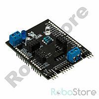 Шилд расширения для Arduino Uno Rev3 (Fermi)