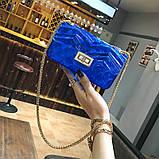 Синяя сумка , фото 4