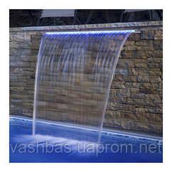 Emaux Стіновий водоспад EMAUX PB 900-150(L) з LED підсвічуванням
