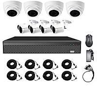 Комплект видеонаблюдения CoVi Security AHD-44WD 5MP MasterKit