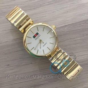 Часы женские Gucci золотистые