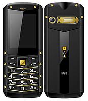 """AGM M2 gold IP68, 4/4 mb, 2.4"""", SC6531, 2G, фото 1"""