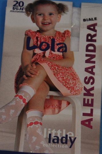 """Носки """" Aleksandra-Lola""""  .Детская одежда оптом"""