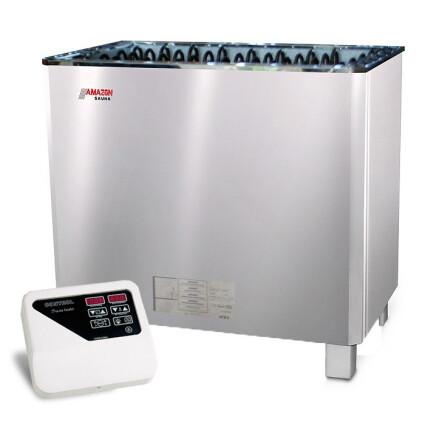 Keya Sauna Электрокаменка Amazon SAM-B25 25 кВт с выносным пультом CON4