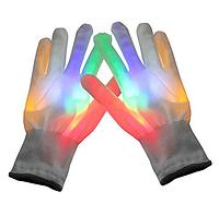 Led перчатки Noblest Art 20 см (LY3105), фото 1