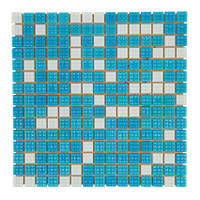 Aquaviva Мозаика стеклянная Aquaviva Bahama Light вариант 2