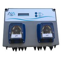 Система перистальтических дозирующих насосов AquaViva PH/RX