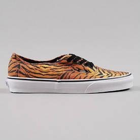 Кеди Vans - Authentic Tiger/Black (оригінал)