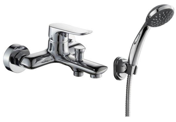 VELUM смеситель для ванны  однорычажный, хром  35 мм