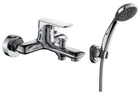VELUM смеситель для ванны  однорычажный, хром  35 мм, фото 2