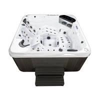 IQUE Гидромассажный бассейн IQUE Dreamline-II 2200-II-DD-BPM (WiFi+MICROSILK) (220х220х96)