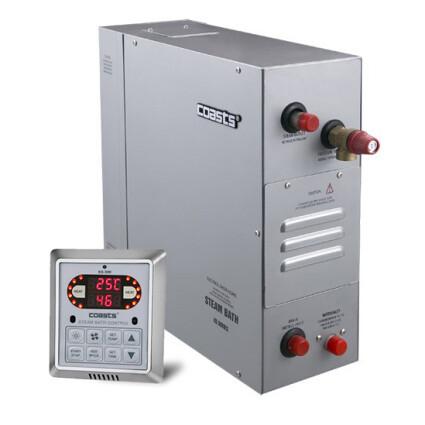 Keya Sauna Парогенератор Coasts KSB-150 15 кВт 380В с выносным пультом KS-300A